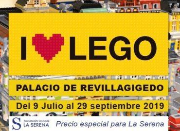 I Love Lego en Gijón
