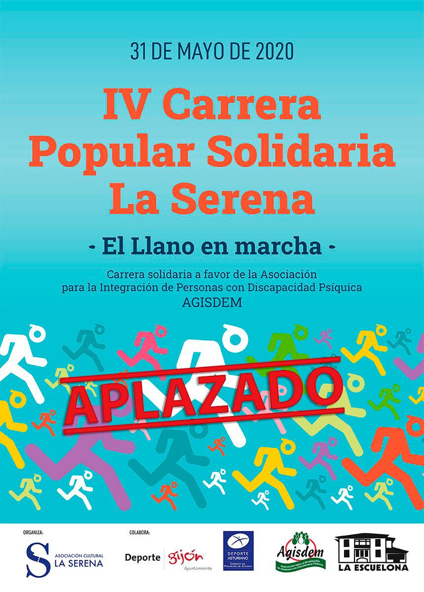 Carrera Popular Solidaria 2020