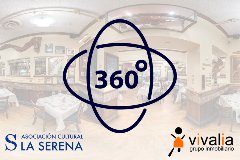 Fotografía 360 negocios